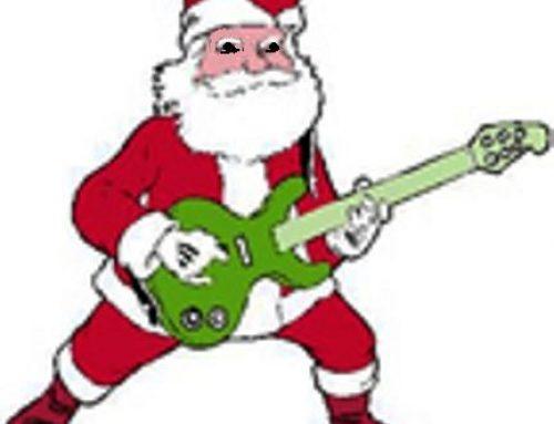 'Twas the gig before Christmas